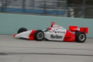 Helio Castroneves - Team Penske - Dallara IR-02 - Chevrolet