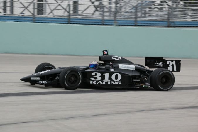 Photo: George Mack - 310 Racing - G-Force GF05 - Chevrolet