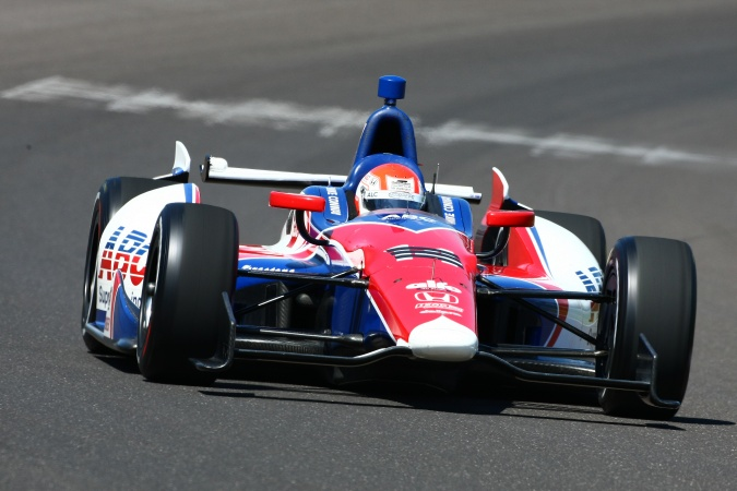 Photo: Wade Cunningham - A.J. Foyt Enterprises - Dallara DW12 - Honda