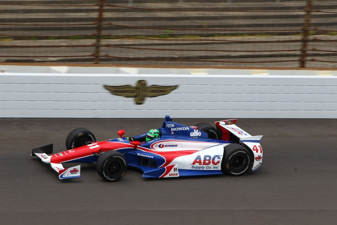 Photo: Conor Daly - A.J. Foyt Enterprises - Dallara DW12 - Honda
