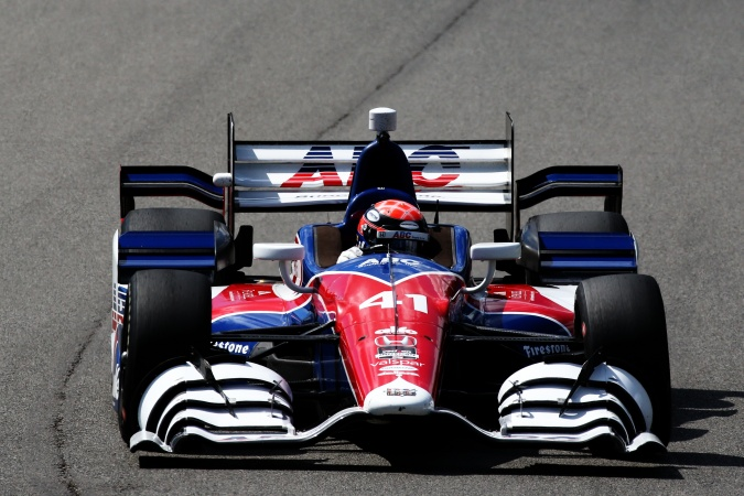 Photo: Jack Hawksworth - A.J. Foyt Enterprises - Dallara DW12 - Honda