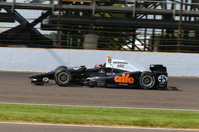 Photo: Alexandre Tagliani - A.J. Foyt Enterprises - Dallara DW12 - Honda