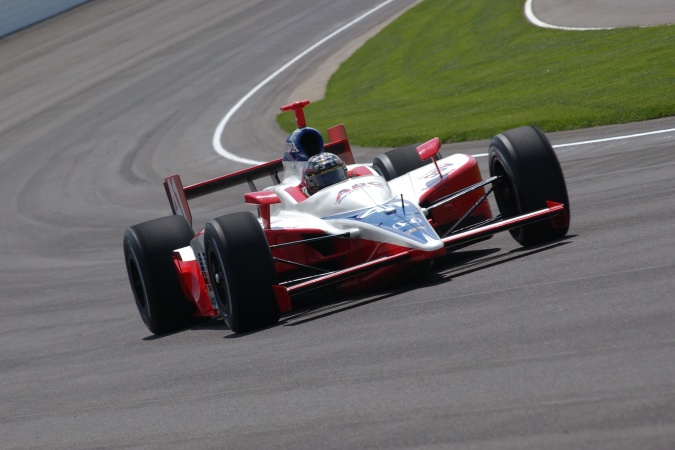 Photo: Larry Joseph Foyt - A.J. Foyt Enterprises - Dallara IR-05 - Honda