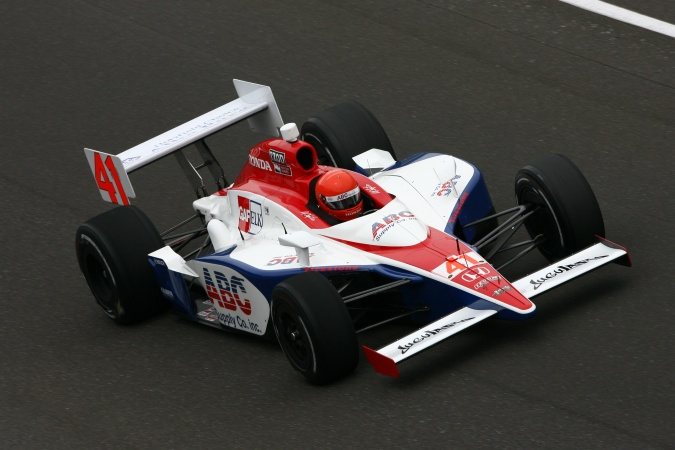 Photo: A.J. IV Foyt - A.J. Foyt Enterprises - Dallara IR-05 - Honda