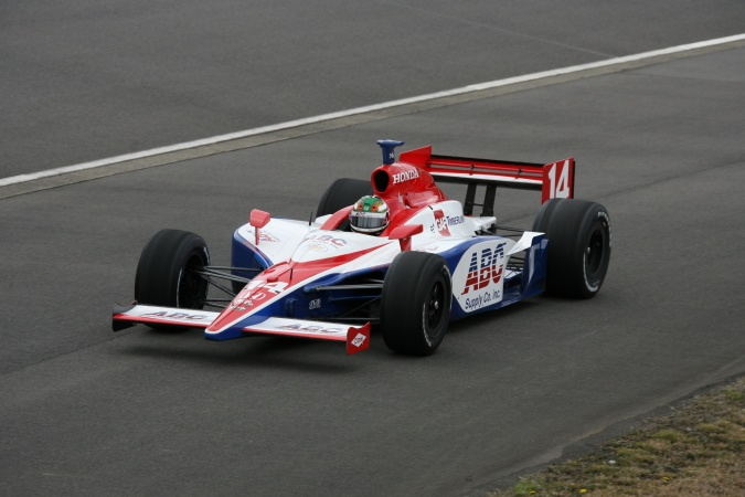 Photo: Darren Manning - A.J. Foyt Enterprises - Dallara IR-05 - Honda