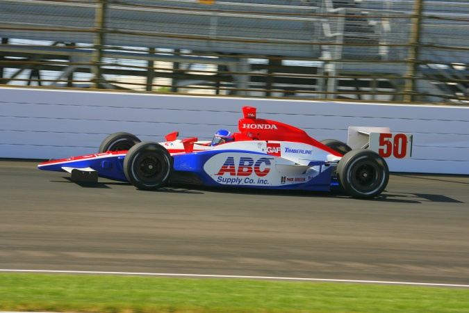 Photo: Al, jr. Unser - A.J. Foyt Enterprises - Dallara IR-05 - Honda
