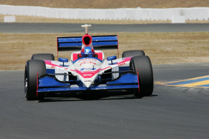 Photo: Jeff Bucknum - A.J. Foyt Enterprises - Dallara IR-05 - Toyota