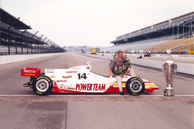 Photo: Kenny Bräck - A.J. Foyt Enterprises - Dallara IR7 - Oldsmobile