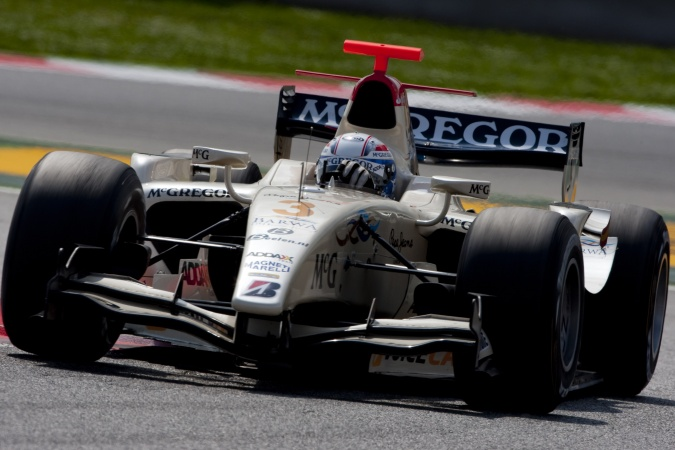 Photo: Giedo van der Garde - Addax Team - Dallara GP2/08 - Renault
