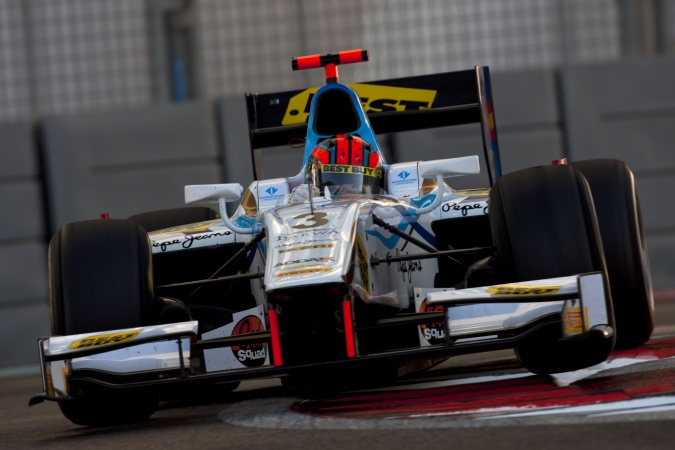Photo: Jake Rosenzweig - Addax Team - Dallara GP2/11 - Mecachrome