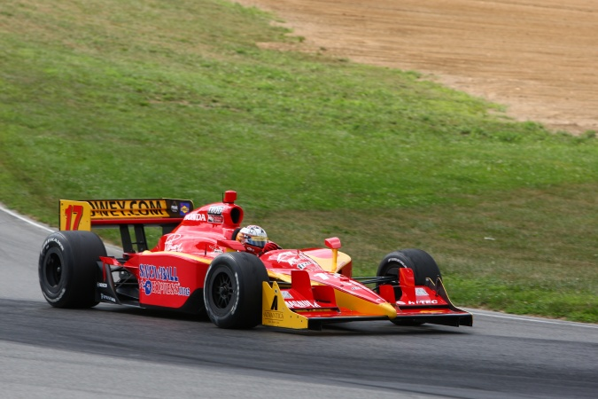 Photo: Martin Plowman - AFS Racing - Dallara IR-05 - Honda