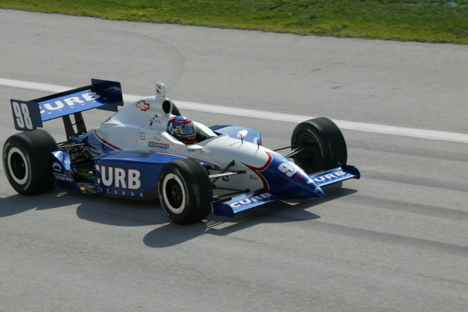 Photo: Billy Boat - Agajanian/Boat Racing - Dallara IR-02 - Chevrolet