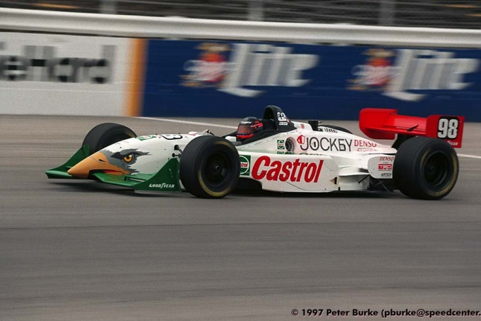 Photo: PJ Jones - All American Racers - Reynard 97i - Toyota