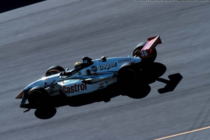 Photo: Alex Barron - All American Racers - Reynard 98i - Toyota