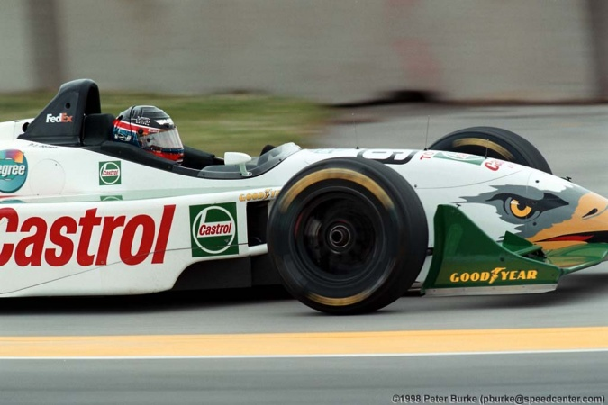 Photo: PJ Jones - All American Racers - Reynard 98i - Toyota
