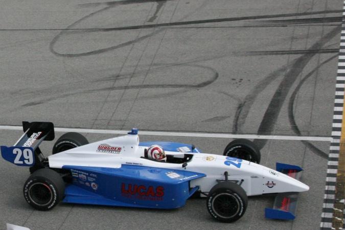 Mike Potekhen Swe Racing Irl Indy Lights 2008 Photo 50 51