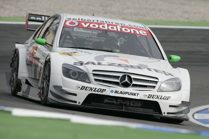 Photo: Jamie Green - AMG - Mercedes C-Klasse DTM (2007)