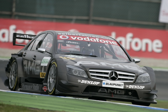 Photo: Mika Hakkinen - AMG - Mercedes C-Klasse DTM (2007)