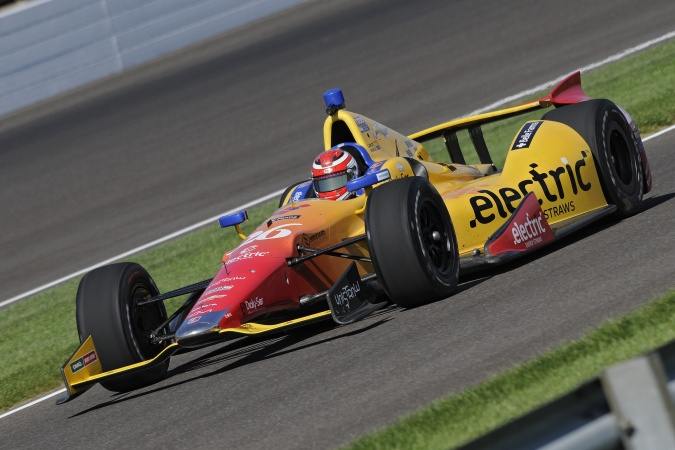 Photo: Carlos Muñoz - Andretti Autosport - Dallara DW12 - Chevrolet