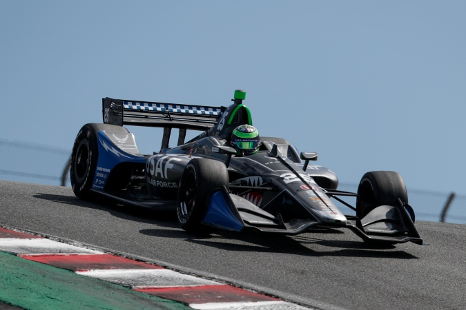 Photo: Conor Daly - Andretti Autosport - Dallara DW12 - Honda