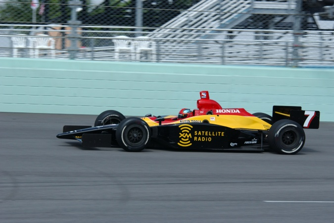 Photo: Bryan Herta - Andretti Green Racing - Dallara IR-03 - Honda