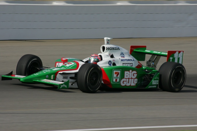 Photo: Tony Kanaan - Andretti Green Racing - Dallara IR-03 - Honda
