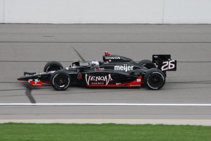 Photo: Marco Andretti - Andretti Green Racing - Dallara IR-05 - Honda