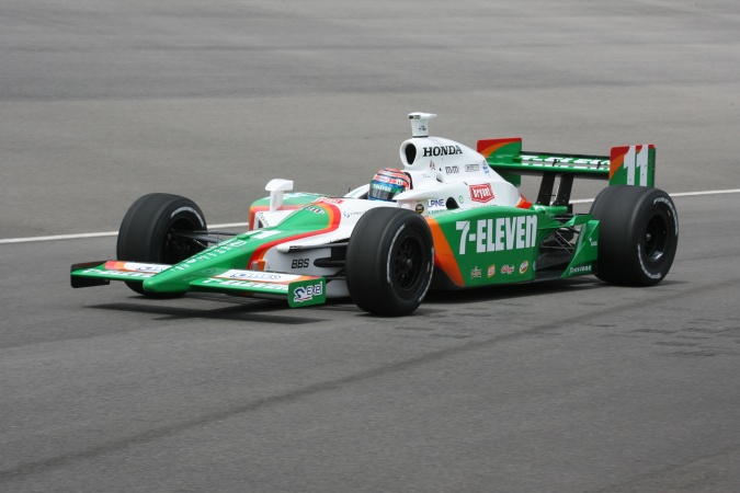 Photo: Tony Kanaan - Andretti Green Racing - Dallara IR-05 - Honda