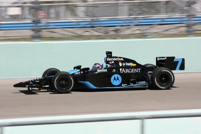 Photo: Danica Patrick - Andretti Green Racing - Dallara IR-05 - Honda