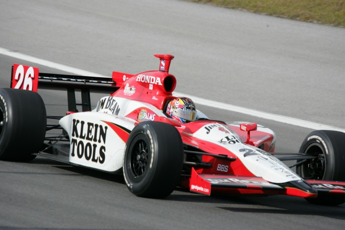 Photo: Dan Wheldon - Andretti Green Racing - Dallara IR-05 - Honda