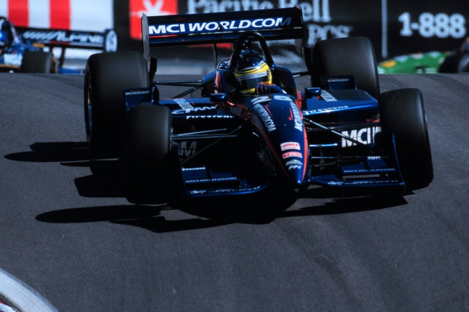 Photo: Christiano da Matta - Arciero-Wells Racing - Reynard 99i - Toyota
