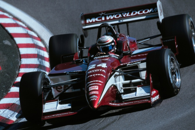 Photo: Scott Pruett - Arciero-Wells Racing - Reynard 99i - Toyota