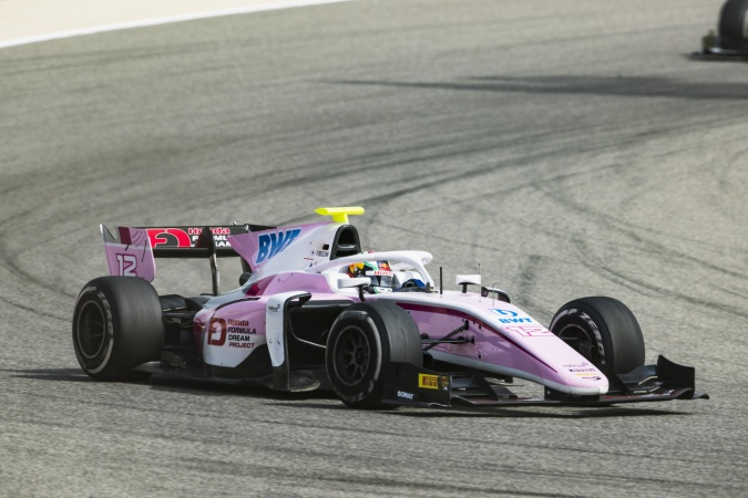 Photo: Nirei Fukuzumi - Arden International - Dallara F2 2018 - Mecachrome