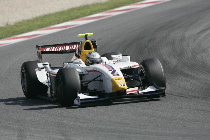 Photo: Lucas di Grassi - ART Grand Prix - Dallara GP2/05 - Renault