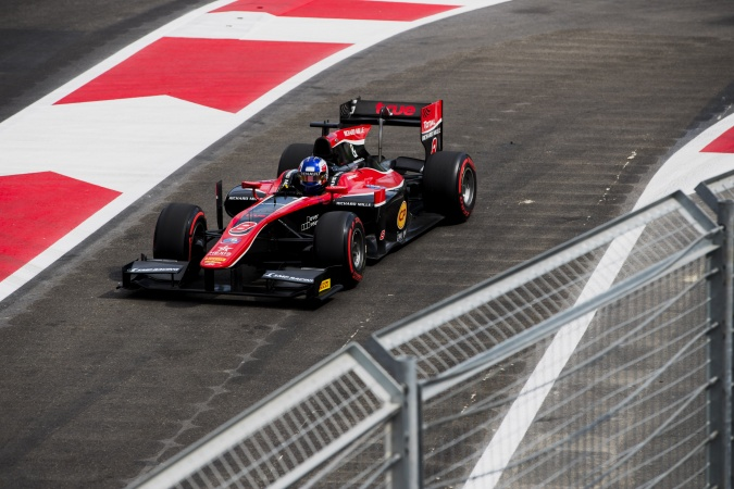 Photo: Sergey Sirotkin - ART Grand Prix - Dallara GP2/11 - Mecachrome