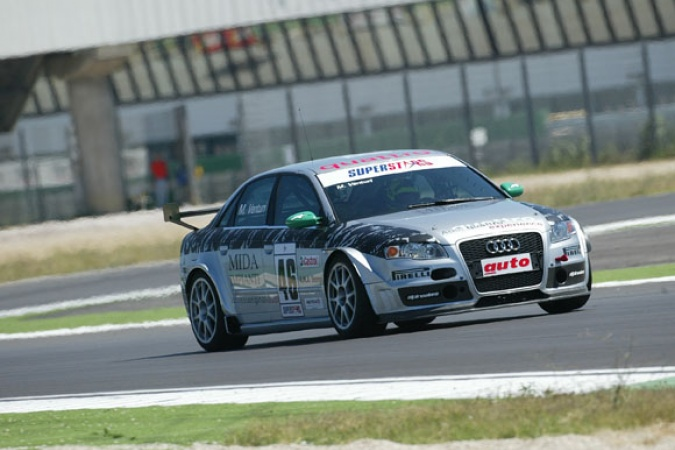 Photo: Massimiliano Venturi - Audi Sport Italia - Audi RS4 (B7)