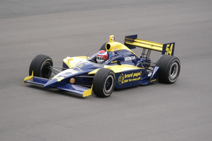 Photo: Shinji Nakano - Beck Motorsports - Dallara IR-03 - Chevrolet