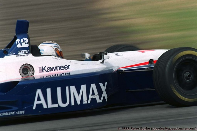 Photo: Patrick Carpentier - Bettenhausen Motorsports - Reynard 97i - Mercedes