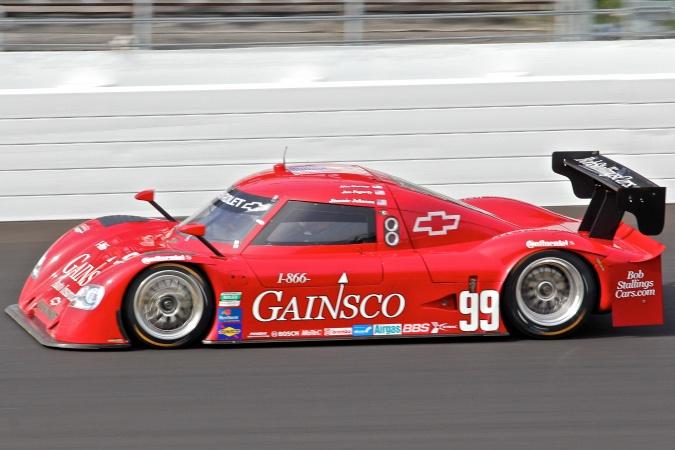 Gabriel Abergel Aten Motorsports Grand Am Sports Car