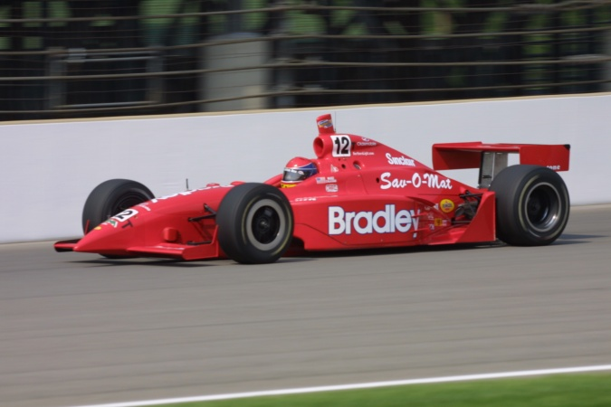 Photo: Buzz Calkins - Bradley Motorsports - Dallara IR-01 - Oldsmobile