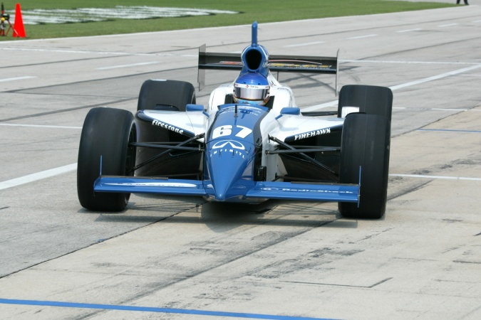 Photo: Rick Treadway - Bradley Motorsports - Dallara IR-02 - Infiniti