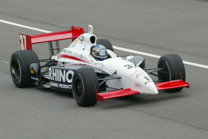 Photo: Scott Harrington - Brayton Racing - Dallara IR-02 - Chevrolet