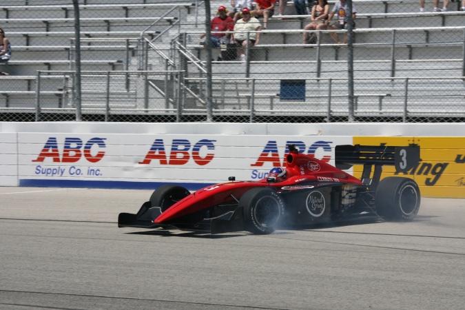 Tom Williams Infiniti >> Mitch Cunningham - Brian Stewart Racing: IRL Indy Lights 2008 - Photo 9/51