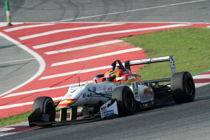 Photo: Lorenzo Colombo - Campos Racing - Dallara F312 - Toyota