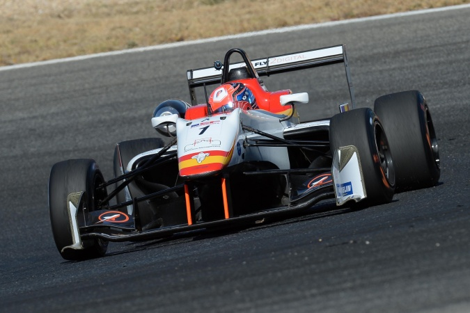 Photo: Petru Florescu - Campos Racing - Dallara F312 - Toyota