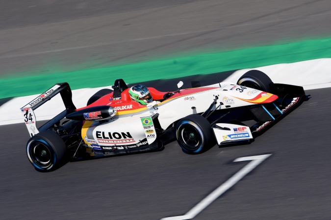 Photo: Matheus Iorio - Campos Racing - Dallara F312 - Toyota