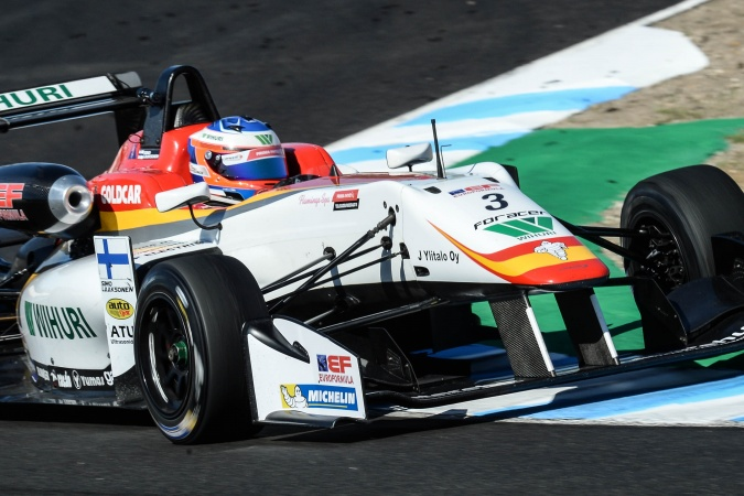 Photo: Simo Laaksonen - Campos Racing - Dallara F312 - Toyota