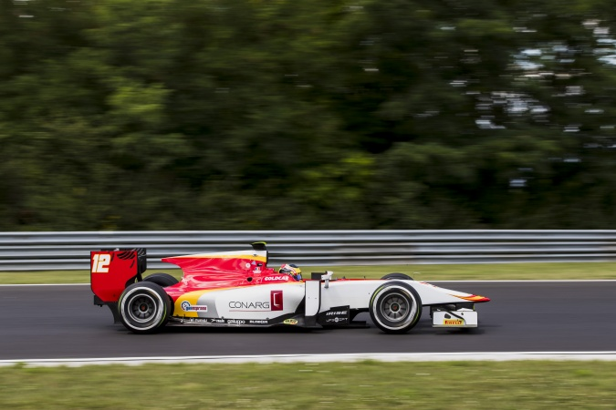 Photo: Robert Visoiu - Campos Racing - Dallara GP2/11 - Mecachrome