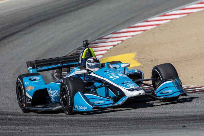 Photo: Max Chilton - Carlin Motorsport - Dallara DW12 - Chevrolet