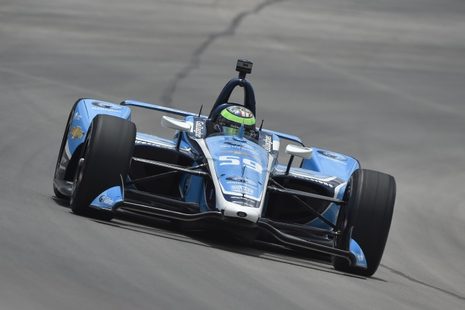 Photo: Conor Daly - Carlin Motorsport - Dallara DW12 - Chevrolet